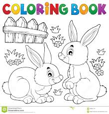 bunny coloring pages photo in rabbit coloring book at coloring