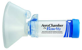 chambre d inhalation aerochamber buy aerochamber anti static valved holding chamber large from value