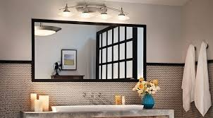 Kichler Bath Lighting Stylish Kichler Bathroom Lighting Eizw Info