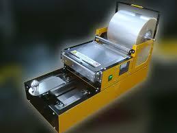 manual label applicator machine overwrap machines label applicators solstice technologies
