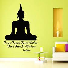 Meditation Home Decor Online Buy Wholesale Meditation Quotes From China Meditation