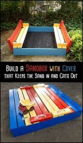 Backyard Sandbox Ideas Dual Sandbox Gravel Pit Highly Recommend For Anyone With A Dirt