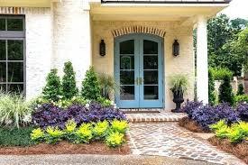 Southern Garden Ideas Flowering Allium Garden Garden Design With