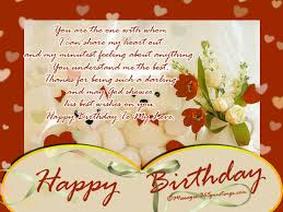 birthday wishes for lover 365greetings com