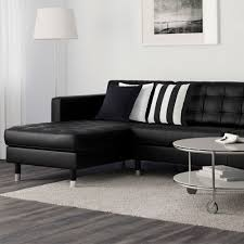 ikea black leather sofa couch stunning ikea couches leather high resolution wallpaper