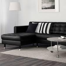 Ikea Sofa Leather Ikea Couches Leather Ikea Sofa Reviews Black Sectional Sofa On