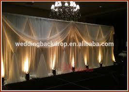 wedding backdrop on stage backdrop pipe and drape for wedding backdrop pipe and drape for
