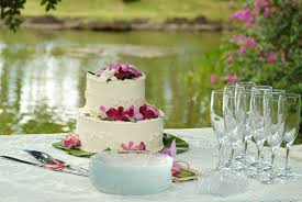 wedding cake island kauai wedding cakes island weddings and blessings planning the