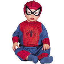 spider man comic infant toddler costume buycostumes com