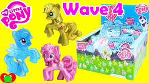 My Little Pony Blind Bag Wave 1 My Little Pony Wave 4 Blind Bags Youtube