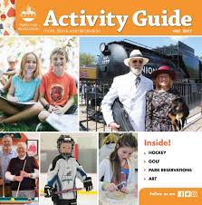 boise parks and recreation fall 2017 activity guide by boise parks