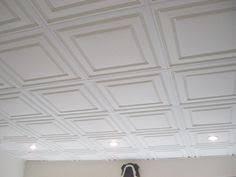 Drop Ceiling Styles by Suspended Drop Ceilings Basement Ideas Pinterest Ceilings