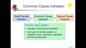 chapter 12 quality and six sigma applications of statistics youtube