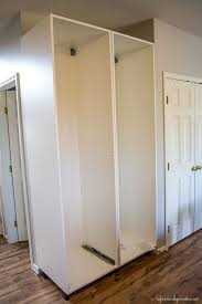 ikea sektion high kitchen cabinets how to assemble an ikea sektion pantry infarrantly creative