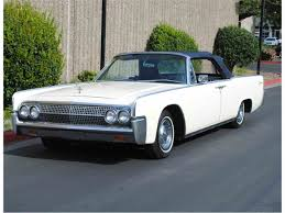 1964 Lincoln Continental Interior 1961 To 1963 Lincoln Continental For Sale On Classiccars Com 7