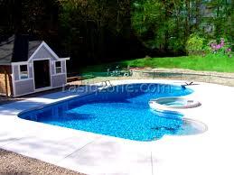 furniture astounding small backyard swimming pool ideas design