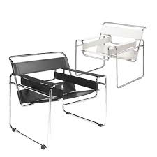 silla wassily sillas icono del diseño wassily sillas de diseño