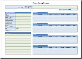 plan workouts and keep track of weight loss with microsoft office