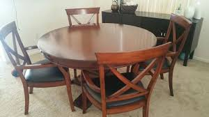 used dining room sets used dining room tables you chalk paint on a table