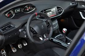 peugeot 308 gti 2016 peugeot 308 gti test autowizja pl motoryzacja