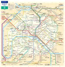 Brooklyn Metro Map by Paris Metro Map Pdf In English Sightseeing In Paris Map