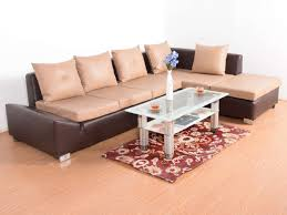 Used Sofa In Bangalore Retinez Leather L Shape Sofa Set Buy And Sell Used Furniture And