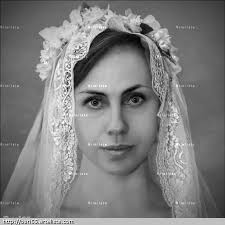 Ana Otero Blanco y Negro (Digital) Retrato - 8244359129574196