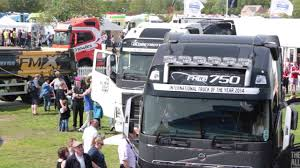 volvo trucks uk volvo trucks truckfest 2014 youtube