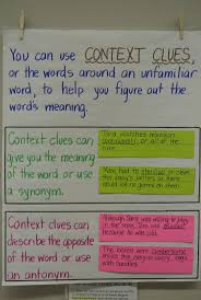 Context Clues Worksheet 5th Grade 53 Best Reading Context Clues Images On Pinterest Teaching