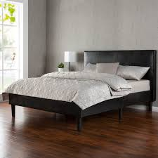 bed frames metal bed frame full diy platform bed plans free
