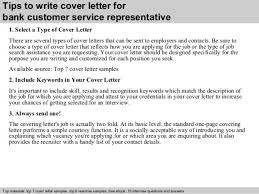 cover letter examples for customer service position cover letter