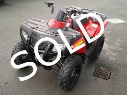 polaris atv hawkeye 300 atv utility vehicle quadbike