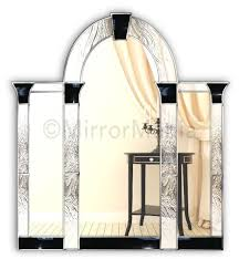 Shaped Bathroom Mirrors by 109 Best Bathroom Mirrors Images On Pinterest Bathroom Mirrors