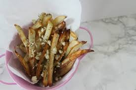 baked greek french fries recipe eat drink frolic