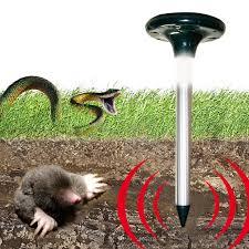 Garden Rodents Types Amazon Com Outxpro Solar Energy Snake Repeller Powerful