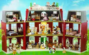 sylvanian families regency hotel sylvanian families calico