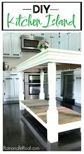 How To Build A Kitchen Island With Cabinets Building A Kitchen Island Out Of Cabinets Altmine Co