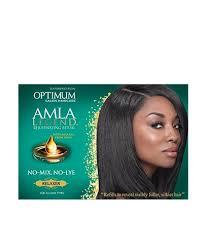 alma legend hair products amla legend rejuvenating ritual no mix no lye relaxer optimum care