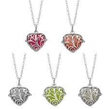 s day pendants women hollow glowing glow in the pendant jewelry chocker