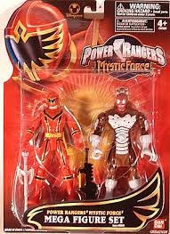 action toys collectables power rangers mystic force