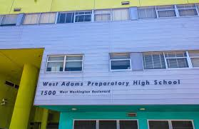 West Adams Los Angeles Map by Directions To Sites Occidental College The Liberal Arts