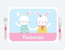 kids placemats personalised placemats kids placemats