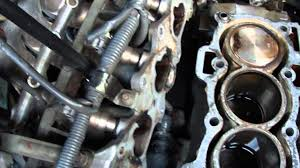 daihatsu rocky head gasket problem youtube