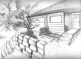 house drawing simple drawing of house pencil drawing of sketch