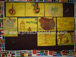 bulletin boards for preschool