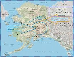 Barrow Alaska Map by Alaska Range Bicycle Gran Fondo