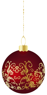 large transparent ornament png clipart gallery