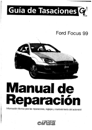 manual taller ford focus mk1 1999