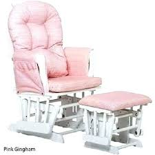Rocking Chair For Nursery Pregnancy Nursery Gliders With Ottoman Getestate Us