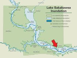 lake sakakawea map remembering nishu a collaborative history project state